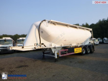 Trailer tank Spitzer Powder tank alu 40 m3 / 1 comp