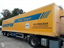 Floor KAST OPLEGGER MET LAADKLEP semi-trailer