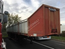 Trailor semi-trailer used dropside flatbed