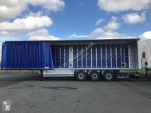 New tautliner semi-trailer Schmitz Cargobull SCS Speed curtain - Disponible sur parc actuellement
