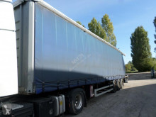 Fruehauf TX34CT semi-trailer damaged tautliner