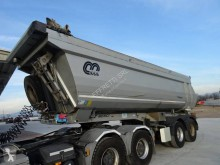 Menci SA740M semi-trailer used half-pipe