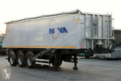 Mega NOVA / TIPPER 39 M3 / LIFTED AXLE / SAF AXES / semi-trailer