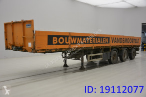 Pacton Plateau semi-trailer used flatbed