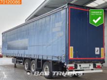 naczepa Schmitz Cargobull Liftachse Lenkachse Bordwande