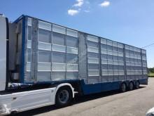 Pezzaioli 3 et 4 étages - 2 compartiments semi-trailer