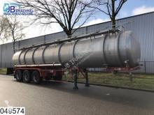 semi remorque Magyar Chemie RVS tank, 31000 Liter, 4 Bar , 50c