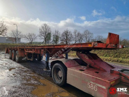 Flatbed semi-trailer Oplegger