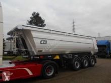 Menci construction dump semi-trailer
