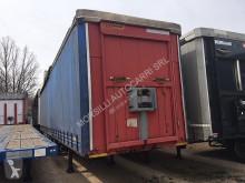 Trailor reel carrier tautliner semi-trailer