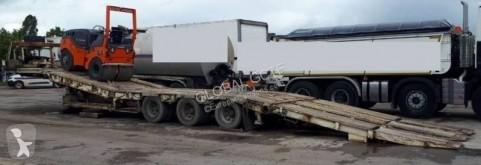 Bance heavy equipment transport semi-trailer