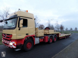 Nooteboom MCO semi-trailer used heavy equipment transport