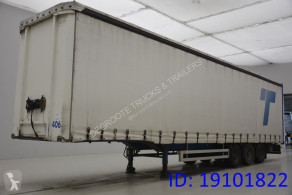Pacton tautliner semi-trailer Tautliner