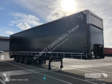 trailer Schuifzeilen bobinebed Schmitz Cargobull
