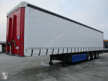Tautliner / Schiebegardinen / rideaux coulissants semi-trailer used tautliner