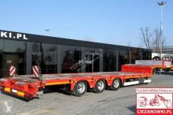 Kässbohrer heavy equipment transport semi-trailer