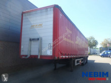 semi reboque HRD NT-COIL CURTAINSIDER