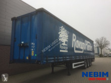 Renders tautliner semi-trailer ROC 12.27 N - PRITCHE / PLANE