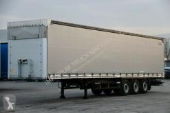 Schmitz Cargobull CURTAINSIDER / STANDARD / LIFTED AXLE /NOT USED semi-trailer