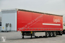 Schmitz Cargobull半挂车 CURTAINSIDER / STANDARD / LIFTED AXLE/PALLET BOX