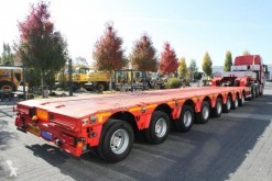 náves na prepravu strojov Cometto 8 AXLES SEM 8 AXLES SEMI TRAILER LOW LOADER X84AH/3000 105 T 8 AXLES STEERING