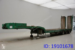 Semi remorque Castera Low bed trailer porte engins occasion
