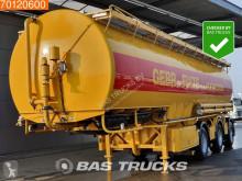 Semirremolque cisterna Welgro 97WSL43-32 53m3 11 Comp. 28 Ton 2x Lenkachse