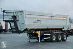 semi remorque Kempf TIPPER 41 M3 / WEIGHT: 5 200 KG / LIFTED AXLE