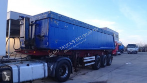 Carnehl SK 34 (BPW-axles / CHASSIS STEEL / TIPPER ALU) semi-trailer