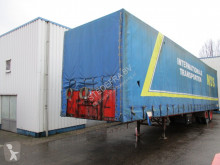 KWB A1-300-OP , Drum Brakes semi-trailer used tautliner