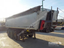 Semi remorque Schmitz Cargobull Tipper Alu-square sided body 24m³ benne occasion