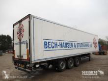 Schmitz Cargobull Tiefkühlkoffer Multitemp Doppelstock Trennwand Ladebordwand