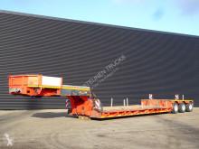 Nooteboom heavy equipment transport semi-trailer