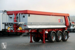 Used tipper semi-trailer Feber INTER CARS / WEIGHT: 5700 KG / LIFTED AXLE /