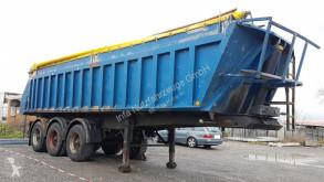 Semirremolque volquete Trailor S343 LB Stahl/Alu Blatt 30 m³ 321
