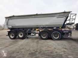 Semitrailer flak Meiller MHPS 15 2-Achs MHPS 15 2-Achs Hardoxmulde 24 cbm