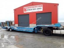 Verem porteur forestier semi-trailer