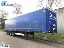 Semi remorque rideaux coulissants (plsc) Krone Tautliner Coil, stahl, staal, steel, DRUM BRAKES