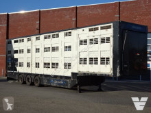 Michieletto 3 Stock Livestock trailer semi-trailer