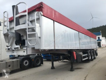 trailer Invepe Kipper trailer Alu 72 m3 - 2004