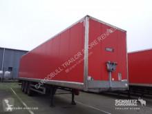 Semirremolque Samro Fourgon express Porte relevante furgón usado