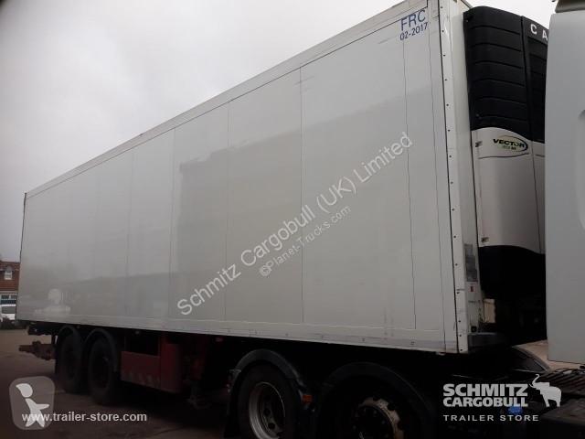 View images Schmitz Cargobull Reefer multitemp Taillift semi-trailer
