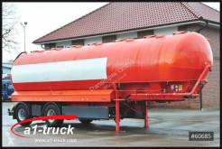 Semi remorque Heitling Silo 7 Kammern,51m³, Futter,Food Lenkachse citerne occasion