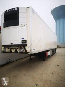 Krone multi temperature refrigerated semi-trailer