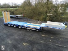 Semi remorque porte engins Faymonville max trailer 100 9.3 DISPO