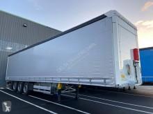 Yarı römork Schmitz Cargobull SCS hayon - NEUVE sürgülü tenteler (plsc) yeni