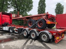 Viberti semi-trailer used tipper