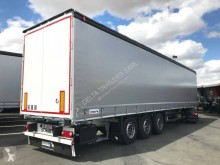 New reel carrier tautliner semi-trailer Schmitz Cargobull SCS
