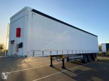 Semi remorque rideaux coulissants (plsc) Schmitz Cargobull SCS Kit Chariot avec essieu décalé - disponible sur parc avril 2021