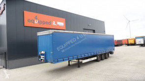 Krone TOP-condition, NEW CODE-XL SHEETS, LED, discbrakes, 4x available semi-trailer